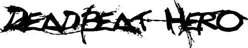 Deadbeat Hero Logo