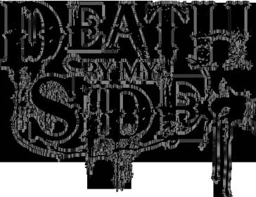 Death By My Side Logo