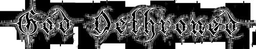 God Dethroned Logo
