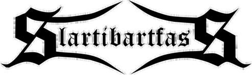 Slartibartfass Logo