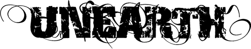 Unearth Logo